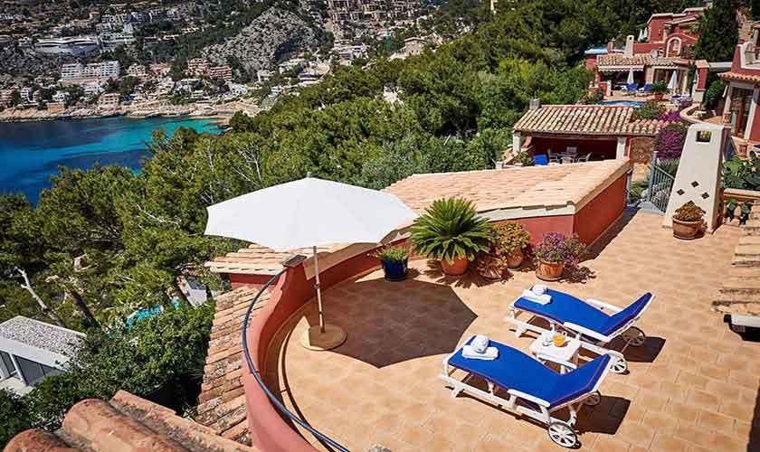 Terrasse Ferienhaus Mallorca PM 103 Nr. 74b