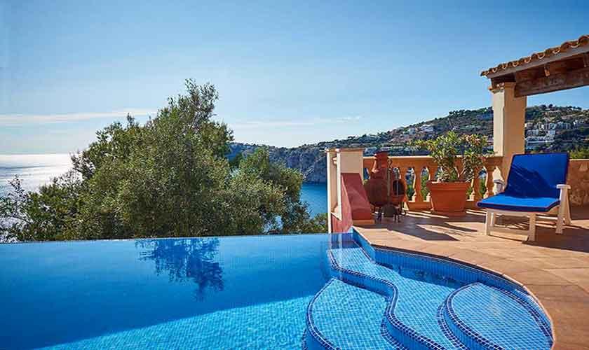 Gemeinsamer Pool Ferienhaus Mallorca 4 Personen PM 103 Nr. 74b