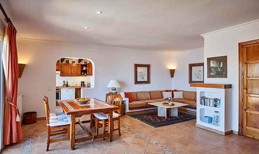 Wohnraum Ferienhaus Mallorca PM 103 Nr. 74b