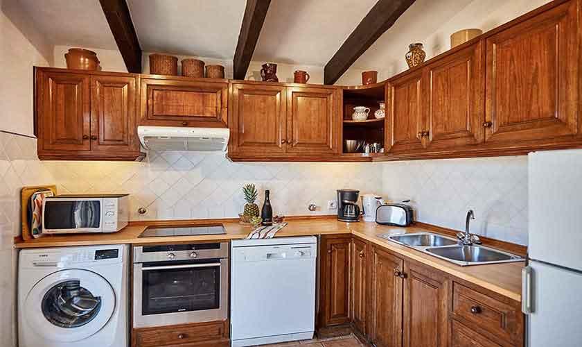 Küche Ferienhaus Mallorca PM 103 Nr. 74b
