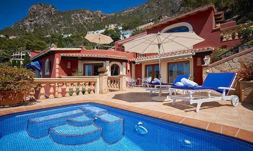 Terrasse Ferienhaus Mallorca PM 103 Nr. 74C