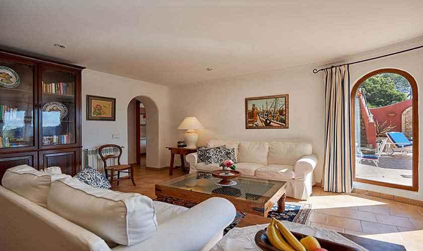 Wohnraum Ferienhaus Mallorca PM 103 Nr. 74C