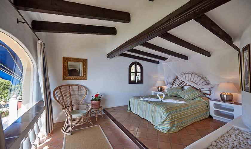 Schlafzimmer Ferienhaus Mallorca PM 103 Nr. 74C