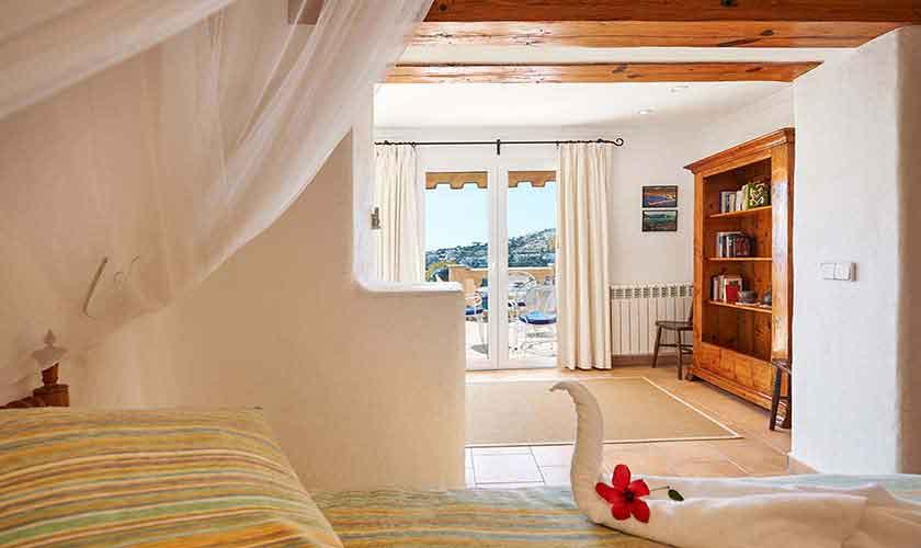 Zweibettzimmer Ferienhaus Mallorca PM 103 Nr. 74C