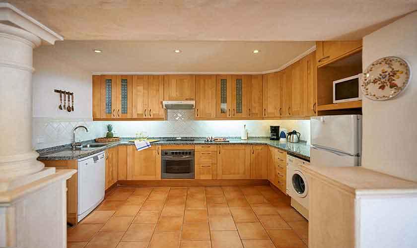 Küche Ferienhaus Mallorca PM 103 Nr. 74C