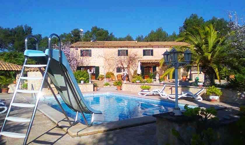 Pool und Finca Mallorca 6 Personen PM 120