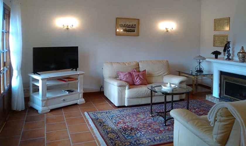 Wohnraum Finca Mallorca 6 Personen PM 120