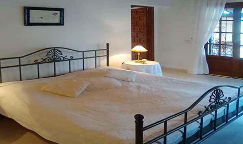 Schlafzimmer Finca Mallorca 6 Personen PM 120