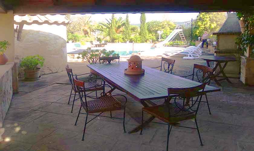 Barbecue Finca Mallorca 6 Personen PM 120
