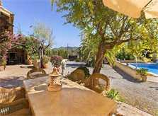 Terrasse 3 Exklusive Poolfinca Mallorca Südwesten für 6 Personen PM 120