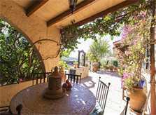 Terrasse 4 Exklusive Poolfinca Mallorca Südwesten für 6 Personen PM 120