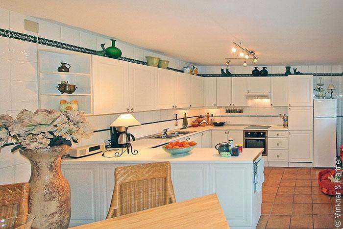 Küche Poolfinca Mallorca Südwesten für 6 Personen PM 120