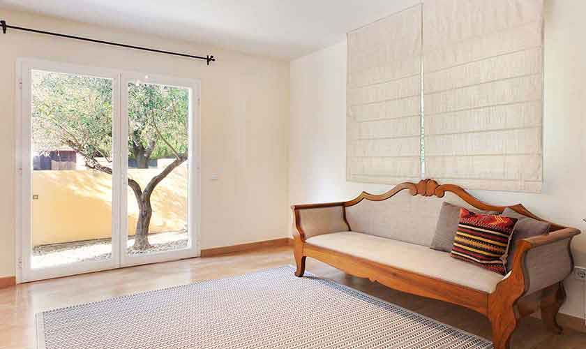 Wohnraum Ferienvilla Mallorca 6 Personen PM 140