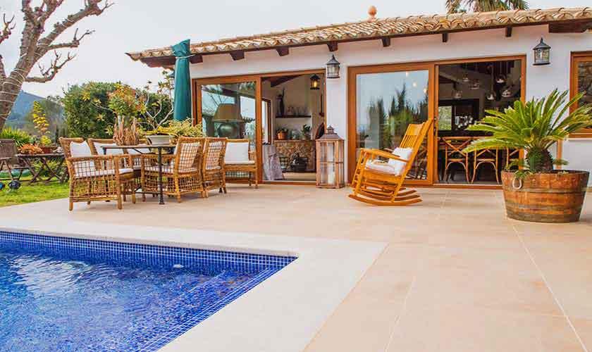 Pool und Finca Mallorca 4-5 Personen PM 145