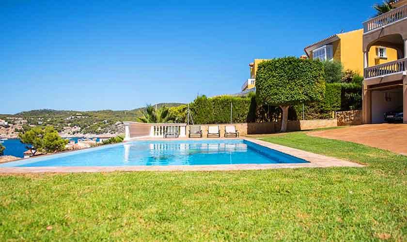 Pool und Ferienvilla Mallorca PM 150