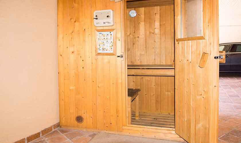 Sauna Ferienvilla Mallorca Südwesten PM 150