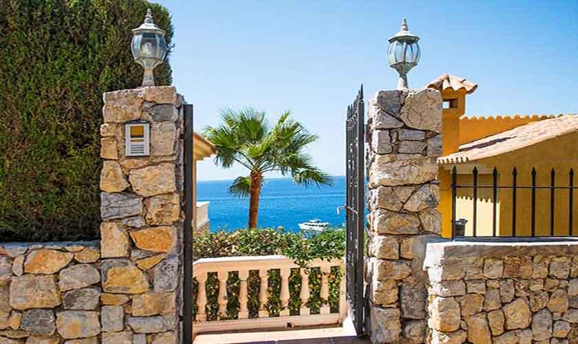 Entrada Ferienvilla Mallorca Südwesten PM 150
