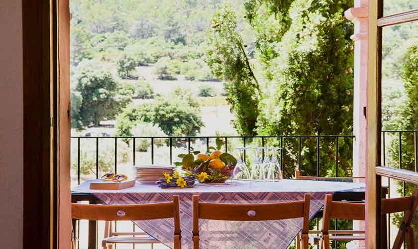 Terrasse Finca Mallorca Westen PM 280