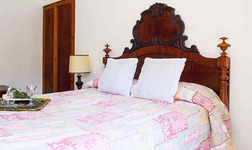 Schlafzimmer Finca Mallorca Westen PM 280