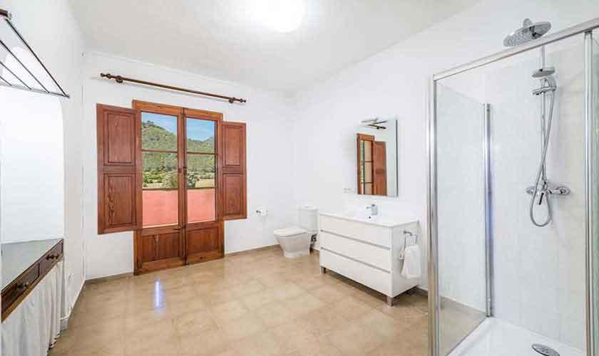 Badezimmer Finca Mallorca Westen PM 280