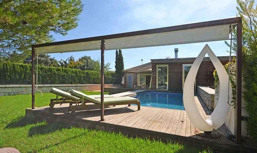 Pool und Ferienhaus Mallorca PM 3027