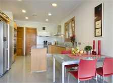 Küche Luxusfinca Mallorca Pollensa PM 3315