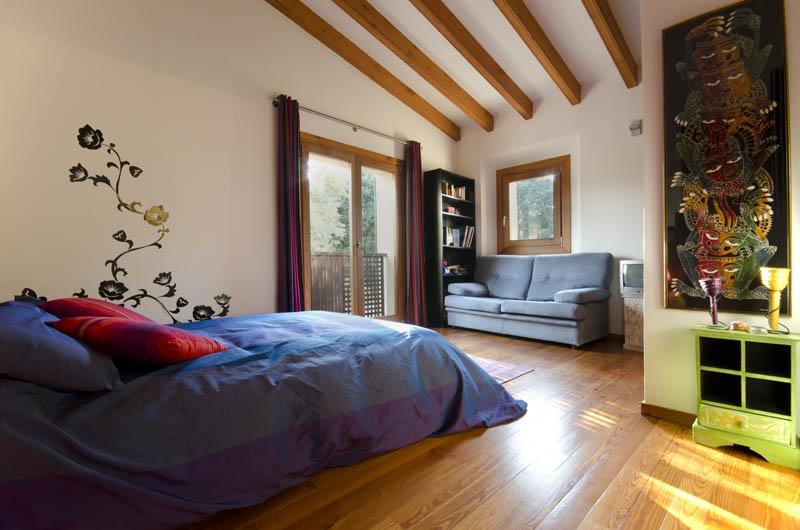 Schlafzimmer Villa Mallorca Pollensa PM 3315