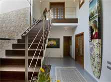 Treppenhaus Luxusfinca Mallorca Pollensa PM 3315