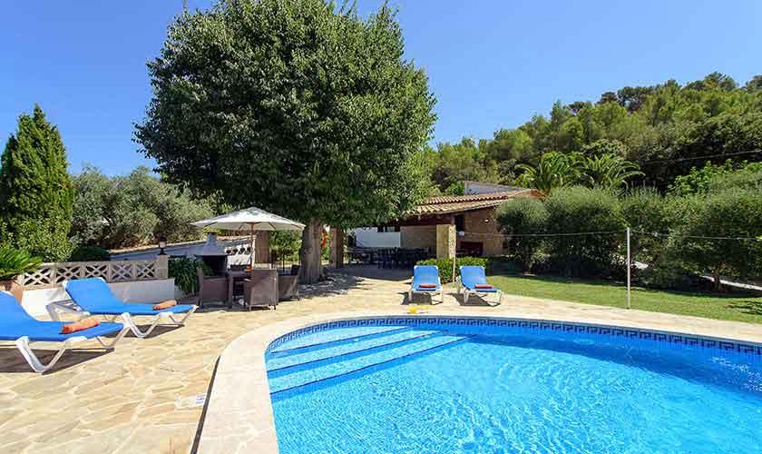 Pool und Finca Mallorca 6 Personen PM 3401