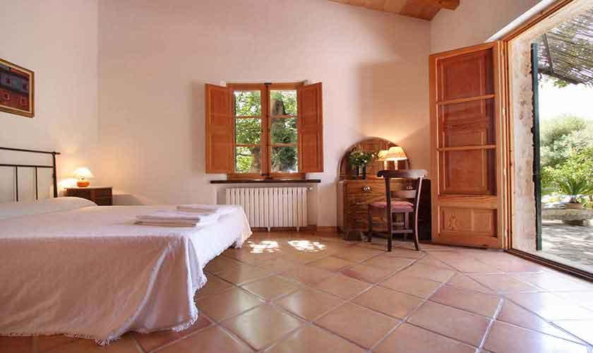 Schlafzimmer Finca Mallorca 6 Personen PM 3405