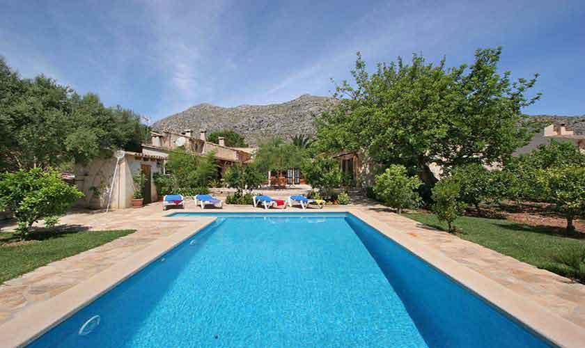 Pool und Finca Mallorca 6 Personen PM 3405