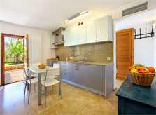Küche der exklusiven Finca Mallorca Norden PM 3406