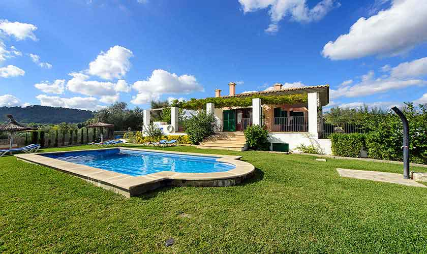 Pool und Finca Mallorca 6 Personen PM 3419