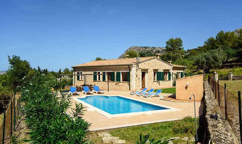Pool und Finca Mallorca 6 Personen PM 3424