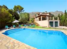 Pool und Ferienfinca Mallorca PM 3426 für 6-7 Personen mit Pool