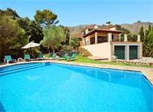 Pool und Ferienhaus Mallorca Nordküste PM 3426