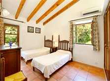 Schlafzimmer Ferienhaus Mallorca PM 3426 für 6-7 Personen mit Pool