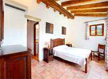 Schlafzimmer 2 Finca Mallorca PM 3426 für 6-7 Personen mit Pool