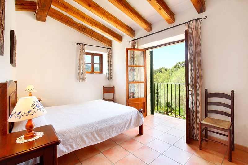 Schlafzimmer Finca Mallorca PM 3426 für 6-7 Personen mit Pool