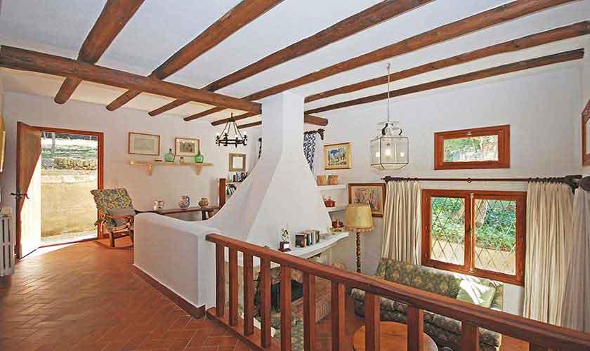 Treppenhaus Ferienhaus Mallorca PM 3431