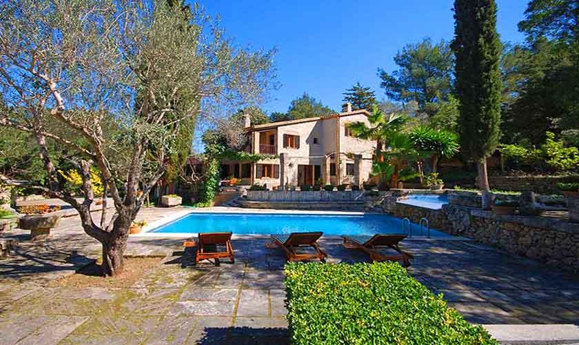 Pool und Finca Mallorca 9 Personen PM 3431
