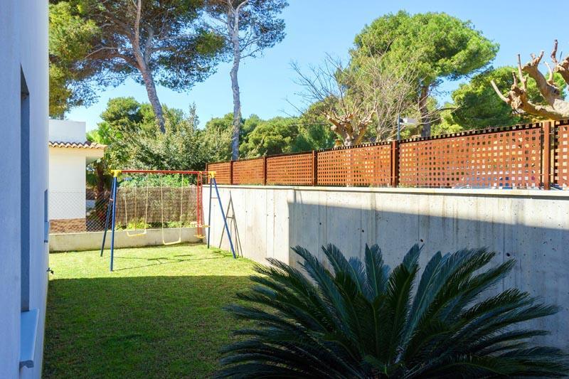 Garten Villa Mallorca Playa de Muro PM 3479