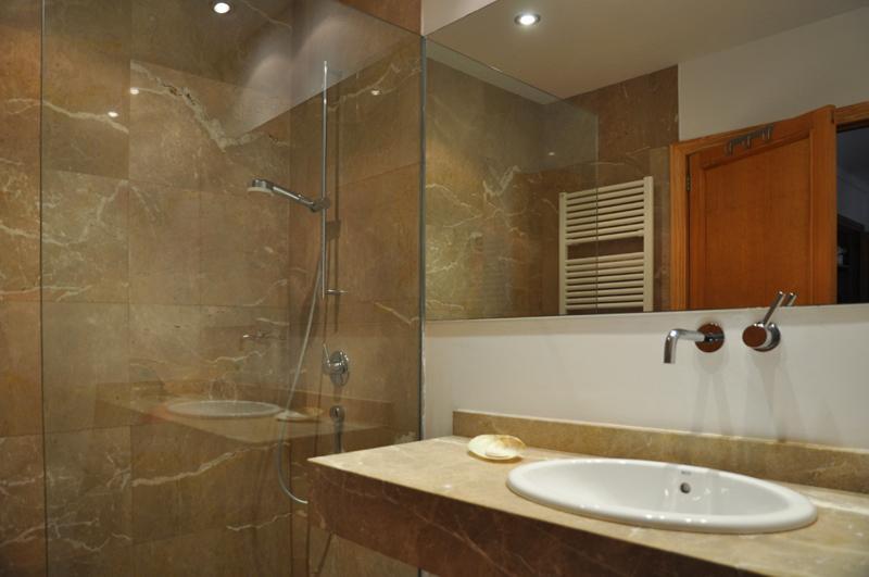 Badezimmer Ferienhaus in Strandnähe Mallorca PM 3480 für 8 Personen