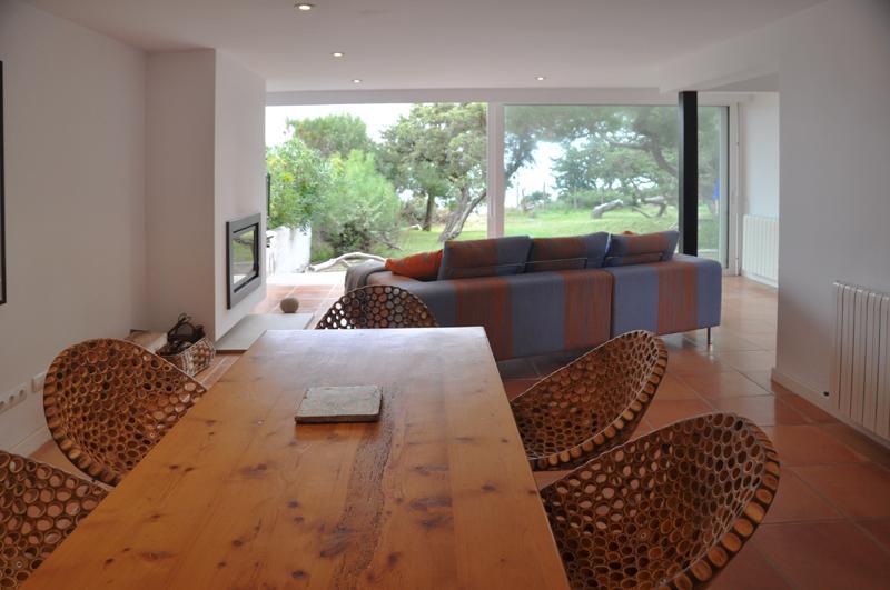 Essplatz Ferienhaus am Meer Mallorca Playa de Muro PM 3480 für 8 Personen