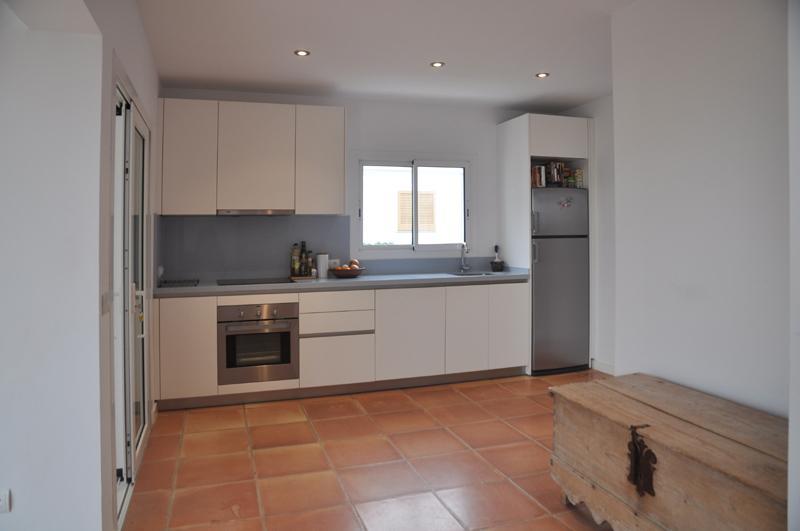 Küche Ferienhaus Mallorca Playa de Muro PM 3480 für 8 Personen