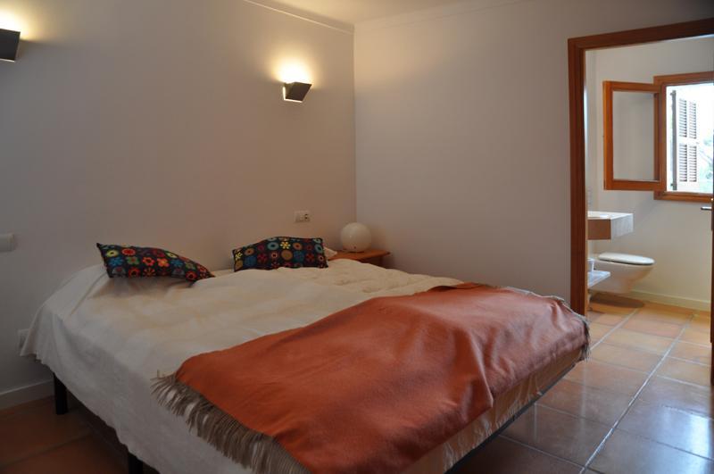 Schlafzimmer Ferienhaus Mallorca Playa de Muro PM 3480 für 8 Personen