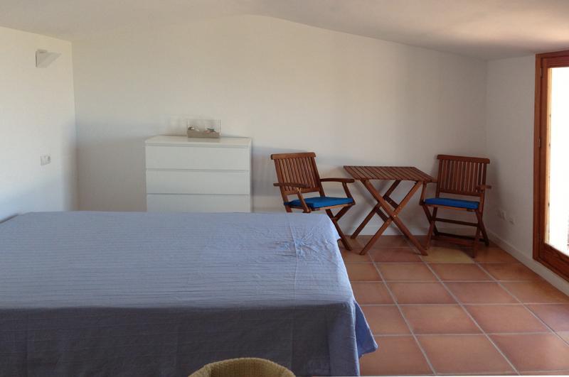 Schlafzimmer 2 Ferienhaus Mallorca Playa de Muro PM 3480 für 8 Personen