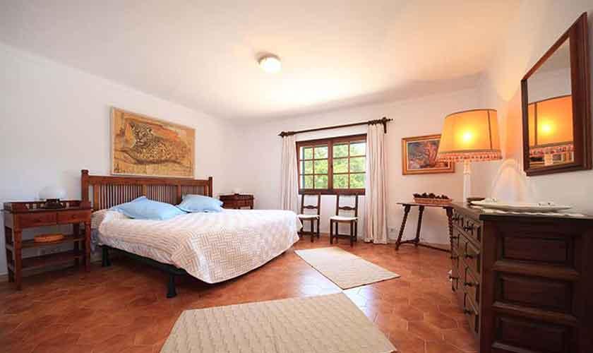 Schlafzimmer Finca Mallorca 8 Personen Pool PM 3560