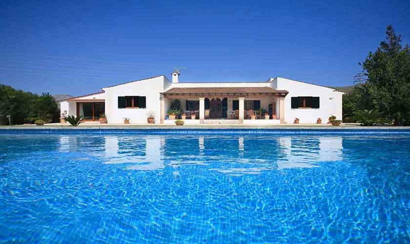 Pool und Finca Mallorca 8 Personen Pool PM 3560