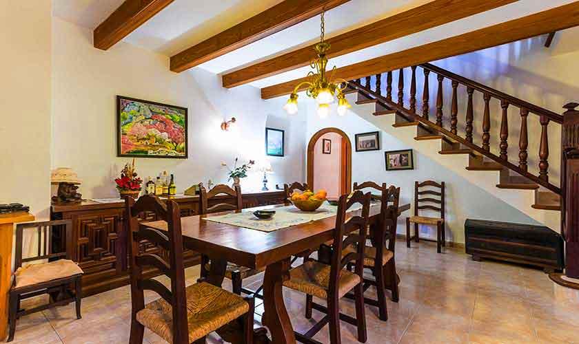 Esstisch Ferienhaus Mallorca 8 Personen PM 3561